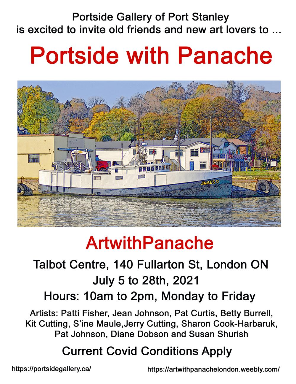 Portside with Panache 2 master